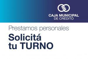 Solicita tu turno para prestamos personales en la caja de crédito